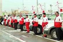 جمعیت هلال احمر رودبارجنوب 400 عضو داوطلب دارد