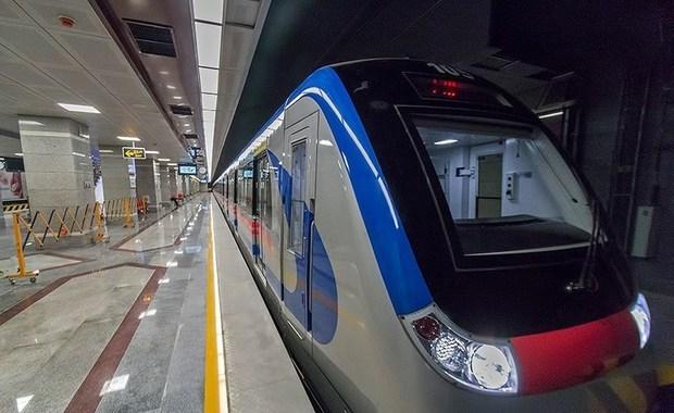 ساعت کار خط  مترو تهران - کرج در ایام نوروز کاهش یافت