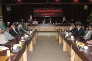 نشست فرماندار دولت تدبیر و امید با احزاب اصولگرای گنبدکاووس