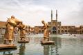 برگزاری مراسم معارفه شهردار جدید یزد با حضور مسئولان شهری استان