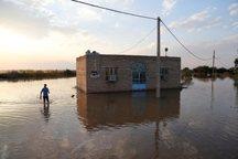 اردوگاه اسکان روستاهای سیل زده اهواز در الهایی برپا می شود