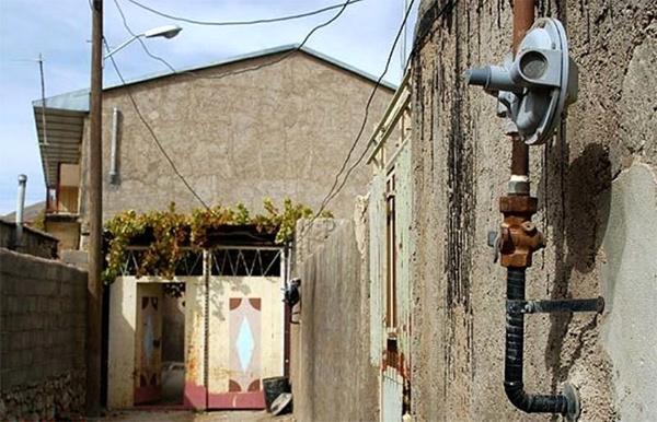 برخورداری 1640 روستای لرستان از گاز شهری