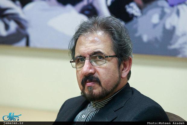بهرام قاسمی: متجاوزین به یمن باید به تجاوز خود پایان دهند