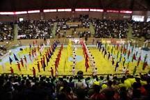 زنجان میزبان 15000دانش آموز کشور در مسابقات ورزشی است