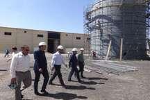 روند کار نیروگاه حرارتی و معادن زغال سنگ طبس بررسی شد