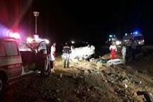 تصادفات محور نهبندان - سربیشه 5 کشته بر جا گذاشت