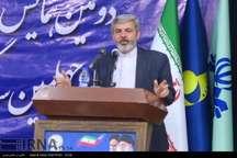 100هزار دقیقه ویژه برنامه چهل سال انقلاب درصدا و سیمای بوشهر تهیه شد