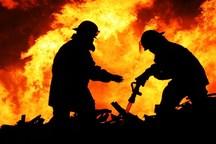 جزئیات آتشسوزی ضایعات و نخالههای کارگاه امانی شهرداری منطقه 10