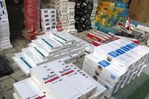 120 هزار نخ سیگار قاچاق در خوی کشف شد