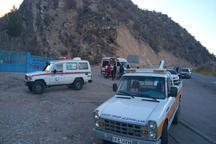15 سانحه رانندگی با 26 مصدوم در کهگیلویه و بویراحمد