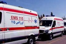 حادثه رانندگی در محور میانه- زنجان یک کشته برجا گذاشت