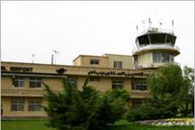 دولت برای فرودگاه پیام هزینه زیادی کرده است  زیرساخت استاندارد پرواز مسافربری، مهیاست