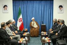 دانشگاه آزاد اسلامی فرصتی برای رشد علمی قزوین محسوب میشود