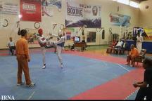 رقابت های تکواندو سیستان و بلوچستان برگزار شد