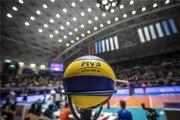 حاشیه دیدار تیم های ملی والیبال ایران و فرانسه/ اجرای خواننده عصر جدید در اردبیل