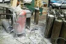 انفجار گاز ال پی جی در همدان سه مصدوم داشت