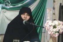 همایش دختران انقلاب در گناباد برگزار شد