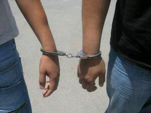 دستگیری 2 سارق منزل به هنگام فرار در تهران