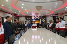 14 میلیارد تومان پروژه در جمعیت هلال احمر کرمان افتتاح شد