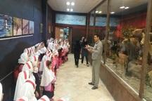 400 کودک از موزه تنوع زیستی محمدیه قزوین بازدید کردند