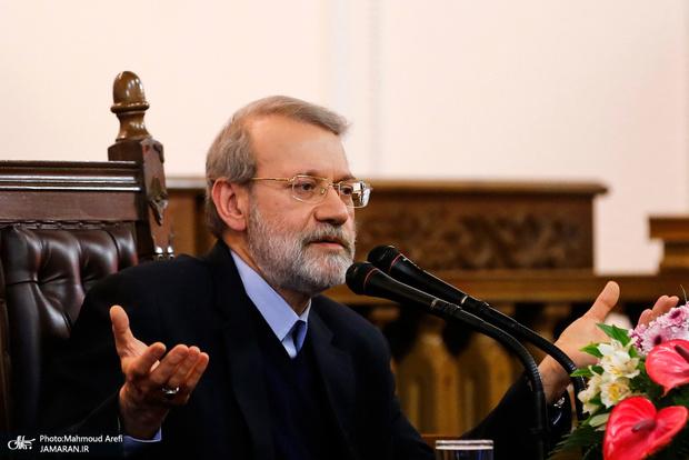 لاریجانی: باید از تصمیمگیری در مورد حقوق مردم در اتاقهای دربسته پرهیز شود