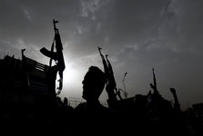 سرنگونی یک هواپیمای شناسایی عربستان در یمن