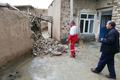 سیلاب 20 خانه روستایی را در تکاب تخریب کرد