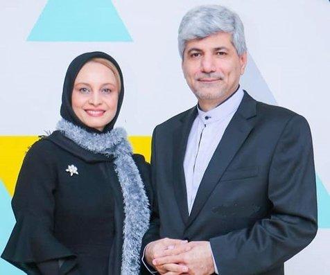 مریم کاویانی ازدواج با دیپلمات سرشناس را تایید کرد+ عکس