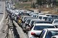 250 هزار خودرو ایام نوروز در جاده های گچساران تردد کردند