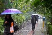 هوای تهران تا 24 ساعت آینده ابری توام با وزش باد  احتمال آبگرفتگی معابر و طغیان رودخانه ها