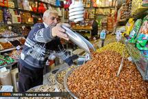 رکود در بازار آجیل و خشکبار تبریز به دلیل کاهش قدرت خرید مردم