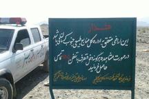 پنج هکتار از اراضی قلعه گنج از دست متصرفان خارج شد