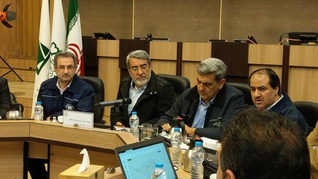 استاندار تهران: ورودی و خروجی سدها را مستمر پایش می کنیم