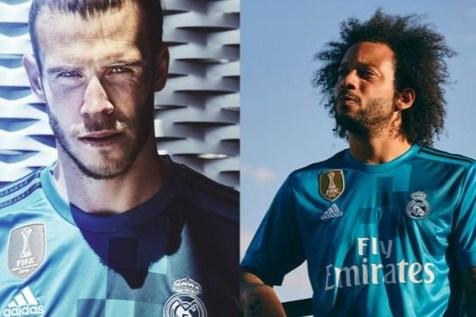 رنگ جالب پیراهن سوم تیم رئال مادرید +عکس