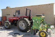 کشاورزان قزوینی ۷۴ میلیارد ریال تسهیلات مکانیزاسیون دریافت کردند