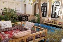 یک اقامتگاه بوم گردی در مهریز به بهره برداری رسید
