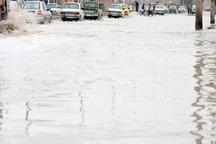 مدارس شهری و روستایی چابهار به علت بارندگی تعطیل شد