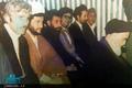 عکس منتشرنشده؛ «استاد اخلاق» در نماز جماعت امام در نوفل لوشاتو