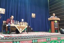 اختتامیه دومین کنگره ملی شعر عاشورایی در کنگاور برگزار شد