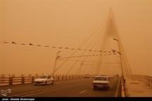 میزان گرد و غبار در هوای خوزستان اعلام شد آلودگی هوای سوسنگرد ۹۶۵ میکروگرم