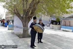 نمایشگاه عطر یاس در جوار حرم امام خمینی(س)