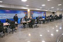 مراجعه ۲۱ داوطلب در حوزههای انتخاباتی آذربایجانشرقی