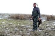 معدومسازی تلههای زندهگیری پرندگان در پارک ملی بوجاق