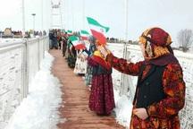 جشنواره زنان عشایر در مشگین شهر برگزار شد