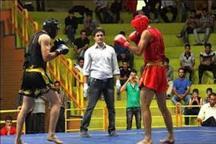 درخشش ووشوکاران گیلانی در مسابقات قهرمانی کشور با کسب چهار مدال