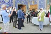 بیش از 208 هزار گردشگر خارجی  امسال ازاصفهان دیدن کردند