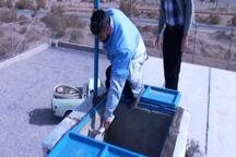 رزمایش مدیریت بحران آب و فاضلاب روستایی در مهریز برگزار شد