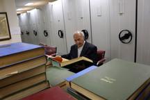 دوره کامل روزنامه آذرآبادگان به کتابخانه مرکزی تبریز اهدا شد