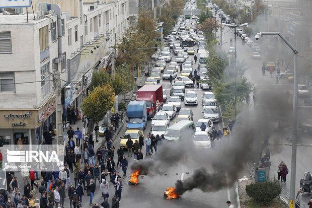 برخی مقامات انتظامی فارس: فضای مجازی جهتدهنده ناآرامیهای شیراز بود