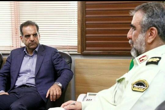 ایجاد کمیسیون مشترک بین شورایشهر کرج و نیروی انتظامی استان